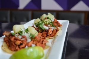 el pastor tacos from el mirasol