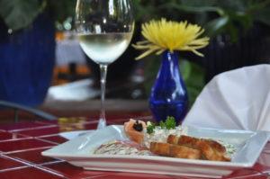 fine Mexican cuisine with wine at soluna san antonio